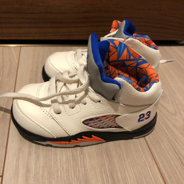 NIKE(ナイキ)のAIRE JORDAN  キッズ/ベビー/マタニティのベビー靴/シューズ(~14cm)(スニーカー)の商品写真