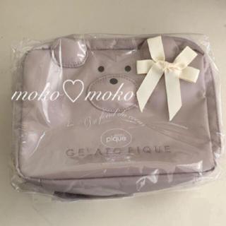gelato pique - ジェラートピケ♡ベアおむつポーチ bear くま クマ