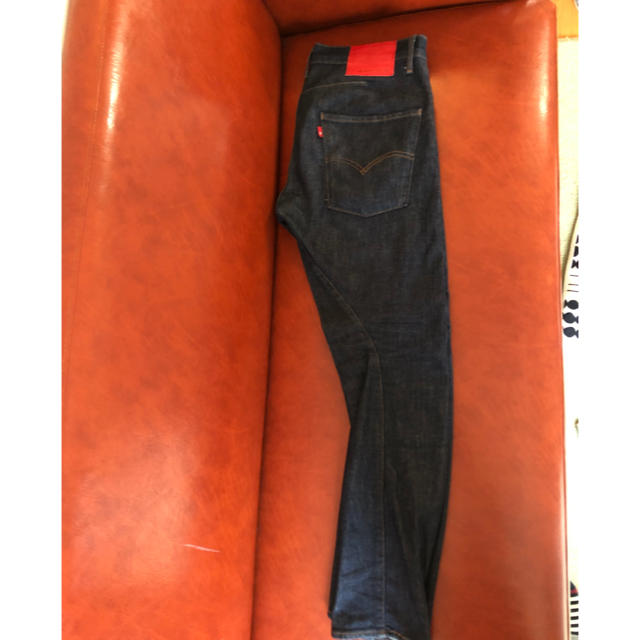 Levi's(リーバイス)のリーバイス 濃紺スキニーデニム メンズのパンツ(デニム/ジーンズ)の商品写真