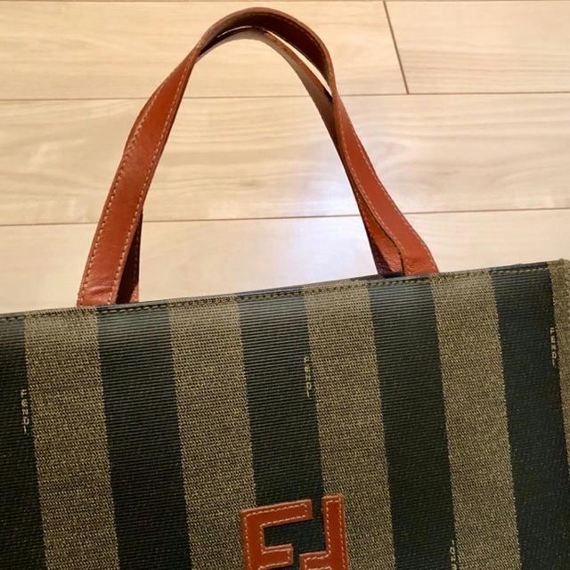 FENDI(フェンディ)の美品★ヴィンテージ フェンディFENDI★ペカン リュック3way レディースのバッグ(リュック/バックパック)の商品写真