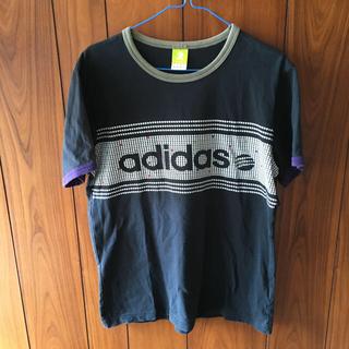 アディダス(adidas)のadidas 男女兼用 LサイズTシャツ(Tシャツ/カットソー(半袖/袖なし))