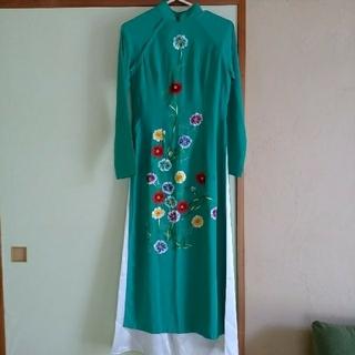 アオザイ(その他ドレス)