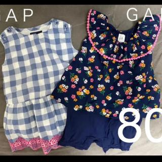 babyGAP - GAP 80 ワンピース