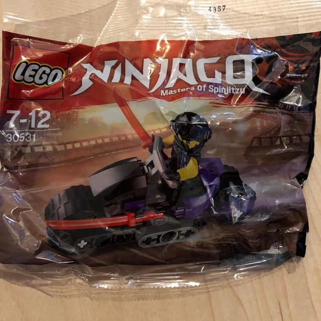 Lego(レゴ)のレゴ ninjago 忍者 lego 30531 キッズ/ベビー/マタニティのおもちゃ(積み木/ブロック)の商品写真