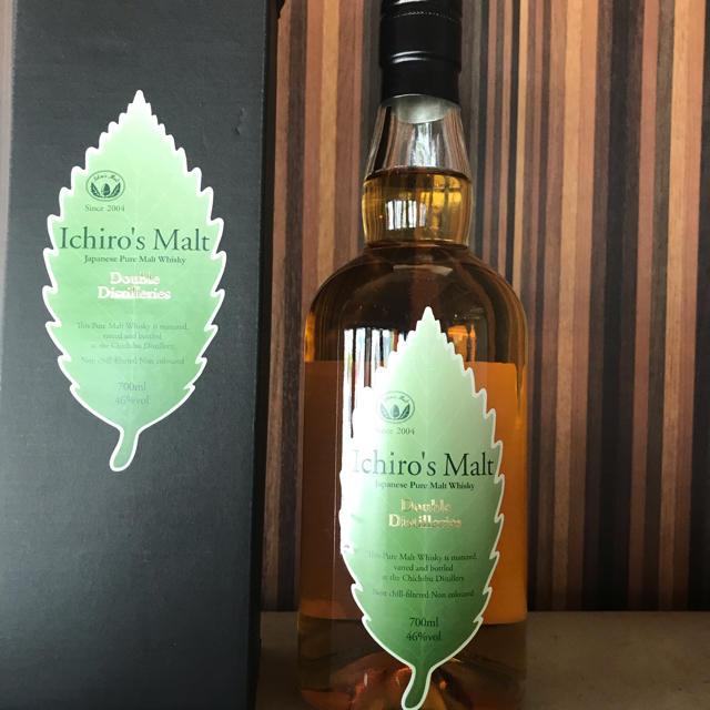 イチローズモルト ダブルディスティラリーズ 食品/飲料/酒の酒(ウイスキー)の商品写真