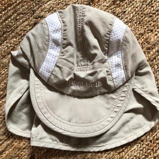 モンベル(mont bell)のねこ様専用 モンベル ベビー キャップ 帽子 (帽子)