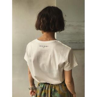 Ameri VINTAGE - ☆半額以下 AMERI COATING BASIC TEE Tシャツ ホワイト