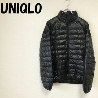 ユニクロ(UNIQLO)の【人気】UNIQLO/ユニクロ プレミアムダウンジャケット ブラック サイズS(ダウンジャケット)