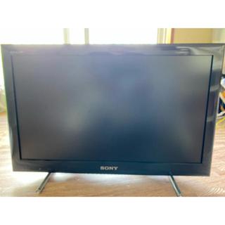 ソニー(SONY)のSONY BRAVIA テレビ 22V型 (テレビ)