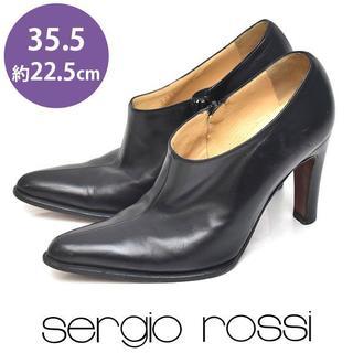 Sergio Rossi - セルジオロッシ ショートブーツ 35.5(約22.5cm)