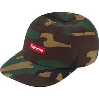 シュプリーム(Supreme)のsupreme small box logo  cordura cap(キャップ)