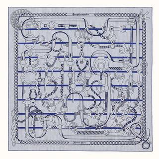 Hermes - エルメス カレジェアン 140 カシシル