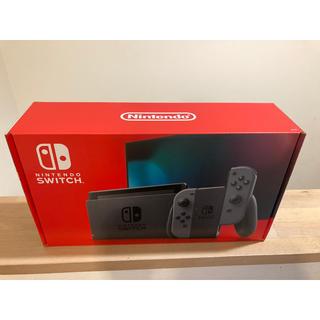 Nintendo Switch - 【新品未開封】最新版 任天堂スイッチ グレー