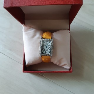 アレッサンドラオーラ(ALESSANdRA OLLA)の新品アレッサランドオ-ラ本革レディース腕時計(腕時計)