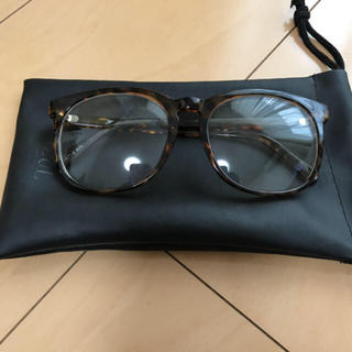 アズールバイマウジー(AZUL by moussy)のアズールAZULマウジー♡サングラス♡ダテメガネ♡べっ甲鼈甲眼鏡(サングラス/メガネ)