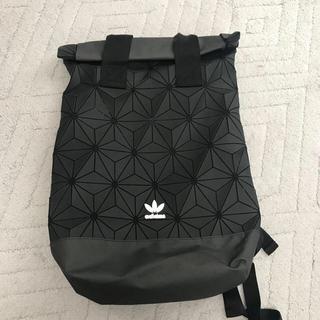 アディダス(adidas)のアディダス adidas リュック ブラック(リュック/バックパック)