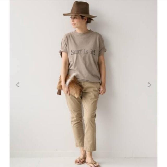 DEUXIEME CLASSE(ドゥーズィエムクラス)の新品★Deuxieme Class★Surf is it Tシャツ レディースのトップス(Tシャツ(半袖/袖なし))の商品写真