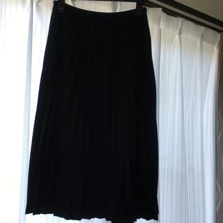 ジョルジュレッシュ(GEORGES RECH)のジョルジュレッシュ プリーツスカート(ひざ丈スカート)
