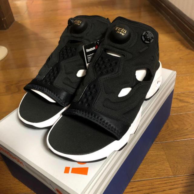 Reebok(リーボック)のリーボック ポンプフューリー サンダル24.0 タニ様専用 レディースの靴/シューズ(サンダル)の商品写真