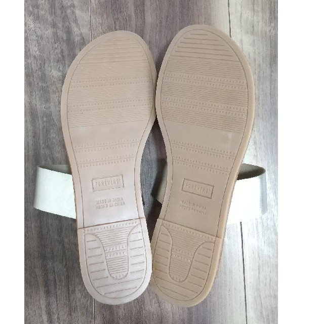 FOREVER 21(フォーエバートゥエンティーワン)のFOREVER21 サンダル レディースの靴/シューズ(サンダル)の商品写真