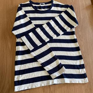 ユニクロ(UNIQLO)のUNIQLO 長袖(Tシャツ/カットソー(七分/長袖))