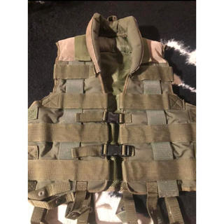 SWAT SYSTEM ミリタリ エアソフト タクティカルベスト(エアガン)