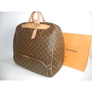 ルイヴィトン(LOUIS VUITTON)の美品 ルイヴィトン モノグラム エヴァジオン 50 ボストンバッグ 旅行(トラベルバッグ/スーツケース)