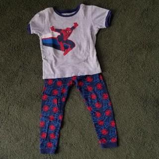 マーベル(MARVEL)のパジャマ スパイダーマン 110センチ(パジャマ)