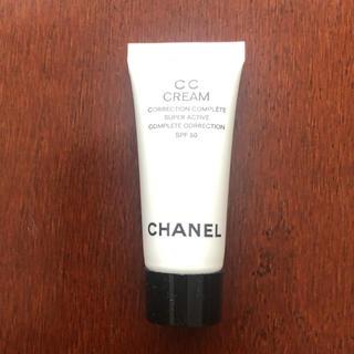 シャネル(CHANEL)のシャネル CCクリームN 5ml(CCクリーム)