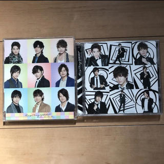 Hey! Say! JUMP - Hey! Say! JUMP Ride With Me 初回限定盤・通常版