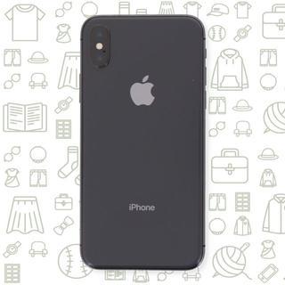 アイフォーン(iPhone)の【B】iPhoneX/64/ソフトバンク(スマートフォン本体)