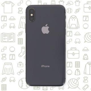 アイフォーン(iPhone)の【B】iPhoneX/256/ソフトバンク(スマートフォン本体)