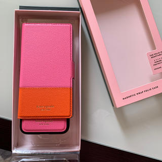 kate spade new york - 新品 Kate spade スマホケース iPhone X / XS 対応
