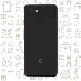アンドロイド(ANDROID)の【C】GooglePixel3/Pixel3/64/SIMフリー(スマートフォン本体)