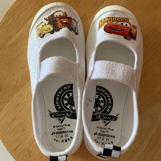 MOONSTAR  - 上靴 上履き 17cm