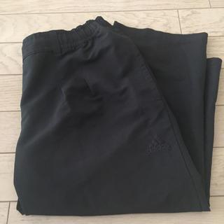 アディダス(adidas)のアディダス レディース ランニング ウェア パンツ 黒 ブラック トレーニング(ウェア)