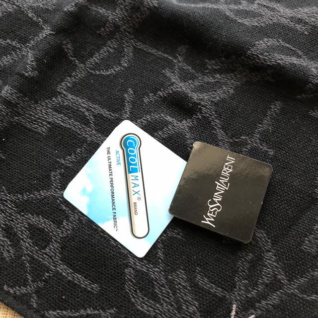 Saint Laurent(サンローラン)の◎イヴ・サンローラン タオルハンカチ◎ レディースのファッション小物(ハンカチ)の商品写真