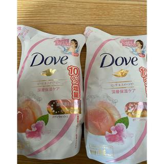 Unilever - ダブ ボディウォッシュ詰め替え二個セット