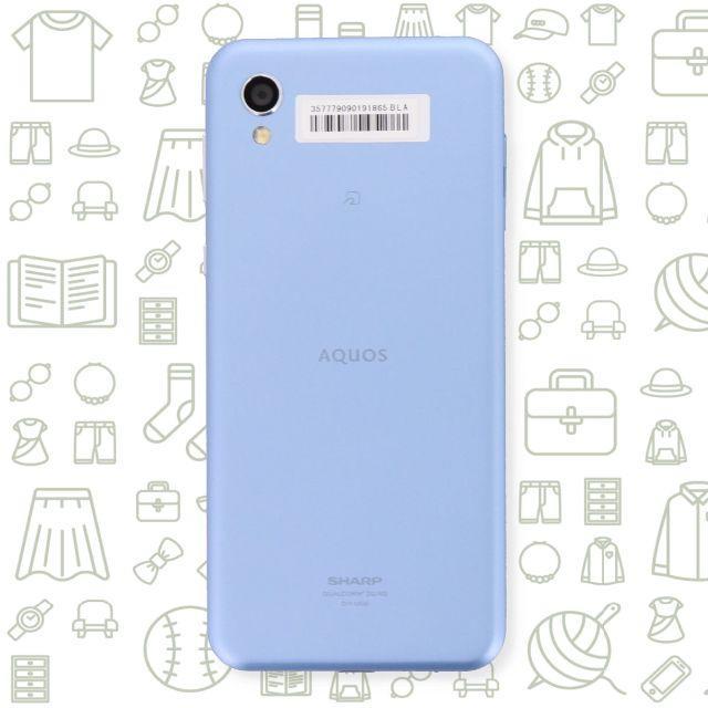 AQUOS(アクオス)の【B】AQUOSsense2/SH-M08/32/SIMフリー スマホ/家電/カメラのスマートフォン/携帯電話(スマートフォン本体)の商品写真