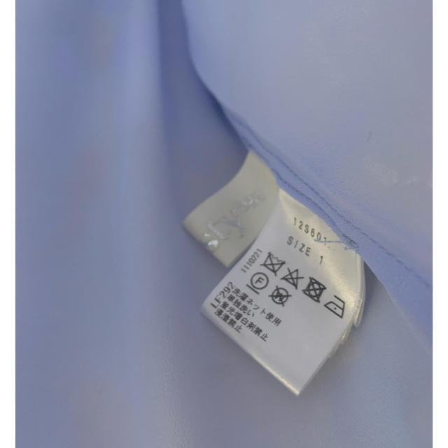 Chesty(チェスティ)の【ましゅまろさま専用】chesty フラワーレースブラウス レディースのトップス(シャツ/ブラウス(長袖/七分))の商品写真