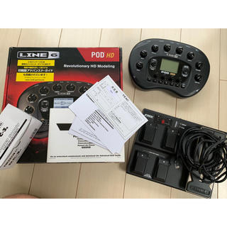 Line6 POD HD(オーディオインターフェイス)
