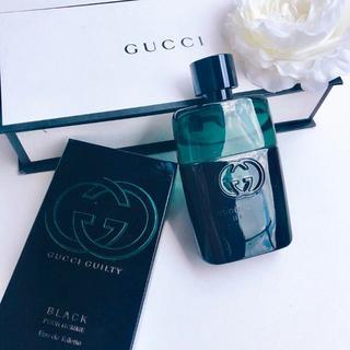 Gucci - グッチ  ギルティ ブラック プールオム  EDT 50ml