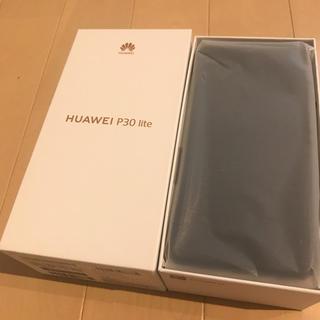 Softbank - Huawei P30 lite 未使用新品