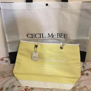 CECIL McBEE - 【新品】CECILMcBEEノベルティトートバッグ