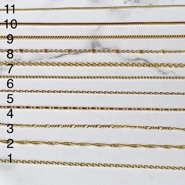 TODAYFUL(トゥデイフル)のゴールド40cm シルバー37cm セット ありがとうございます♡ レディースのアクセサリー(ネックレス)の商品写真