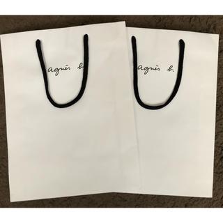 アニエスベー(agnes b.)のアニエスベー  紙袋(ショップ袋)