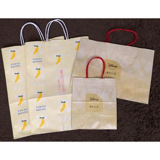 ディズニー(Disney)の東京ばな奈 紙袋(ショップ袋)