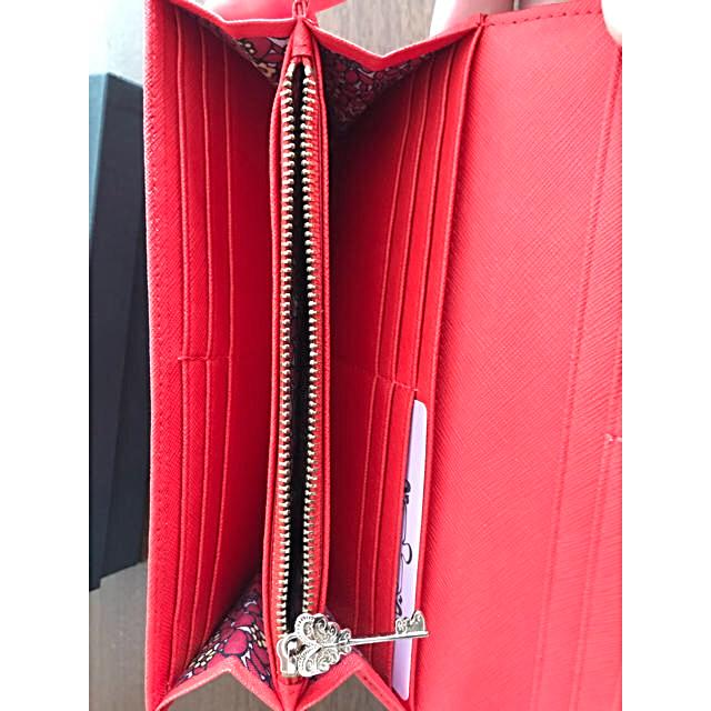 ANNA SUI(アナスイ)のアナスイ (ANNA SUI)長財布☆美品 レディースのファッション小物(財布)の商品写真