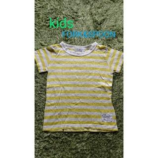 ドアーズ(DOORS / URBAN RESEARCH)のFORK&SPOON Tシャツ 105cm(Tシャツ/カットソー)