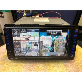 トヨタ(トヨタ)のトヨタ純正 HDDナビ NHDT-W57D(カーナビ/カーテレビ)